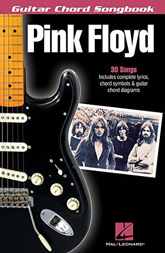 Pink Floyd - Guitar Chord Songbook by Floyd, Pink (September 1, 2015) Paperback, by Pink Floyd