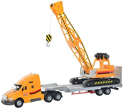 f179886954322 Buy Maisto Truck Line Heavy Duty Die-cast Toy Truck Trailer (Orange) on  Amazon