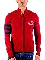 CLK Chaqueta Punto (Rojo)