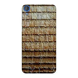 Delighted Old Wall Back Case Cover for HTC Desire 820s
