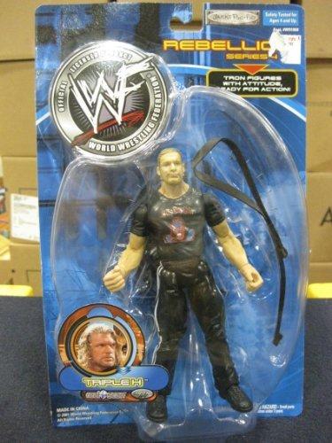 WWF Rebellion Series 4 Triple H by Jakks Pacific 2001