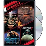 4 Film Favorites: Critters 1-4 (4FF) (Critters 1 & 2 Bi-lingual(French & English), Critters 3 & 4 English only)