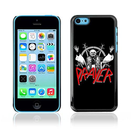 CASETOPIA / Funny Slayer Spoof Illustration / Apple Iphone 5C / Premio Sottile Slim Cassa Custodia Case Bandiera Cover Armor PC Aluminium