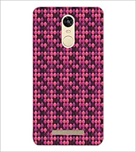PrintDhaba Pattern D-5310 Back Case Cover for XIAOMI REDMI NOTE 3 PRO (Multi-Coloured)