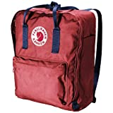 Fjallraven Kanken Backpack Ox Red / Royal Blue 16L