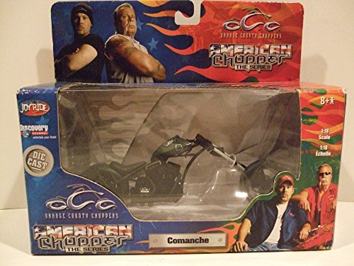 Orange County Choppers - Comanche by Discovery Channel