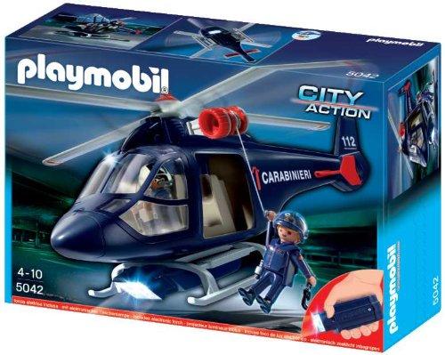 Elicottero Playmobil : Playmobil elicottero dei carabinieri