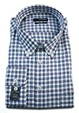 Seidensticker Hemd Splendesto Regular Fit Button-Down-Kragen lila / weiß kariert Gr. 38 - 46 / 186738.83