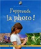 echange, troc Nicolas Piroux - J'apprends la photo !