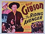 The-Riding-Avenger-POSTER-Movie-1936-Style-A-11-x-14-Inches---28cm-x-36cm-Hoot-GibsonRuth-MixBuzz-BartonJune-GaleStanley-Blystone
