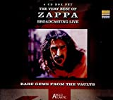 The Very Best Of Zappa Broadcasting Live - Rare Gems from the Vaults by Frank Zappa