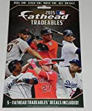 MLB 2015 Fathead Tradeable Decals