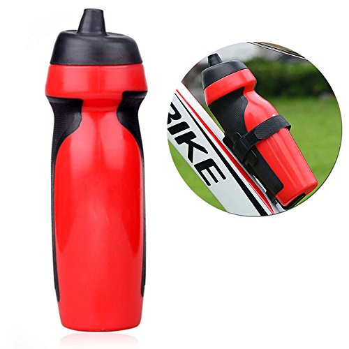 E-Prance 680 Ml Bicycle Bottle Sport Drinkware Water Bottle With Leakproof Valve For Squeeze Drinking front-746153