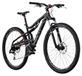 Diamondback 2013 Recoil 29'er Full Suspension Mountain Bike with 29-Inch Wheels  (Black, 16-Inch/Small)
