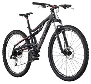 Diamondback 2013 Recoil 29&#39;er Full Suspension Mountain Bike With 29-inch Wheels