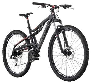 Diamondback 2013 Recoil 29'er Full Suspension Mountain Bike with 29-Inch Wheels  (Black, 16-Inch/Small)