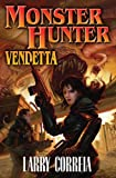 img - for Monster Hunter Vendetta book / textbook / text book
