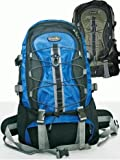 Hiking Trail Back Pack (1-pc) (Chest &amp; Hip Straps) (Straps, Clips, Loops, Pouches)