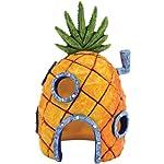 Penn Plax Spongebob's Pineapple Home Ornament