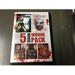 5-Movie Horror Pack 2