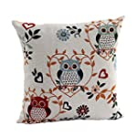 niceeshop(TM) Retro Decorative Owl Pr...