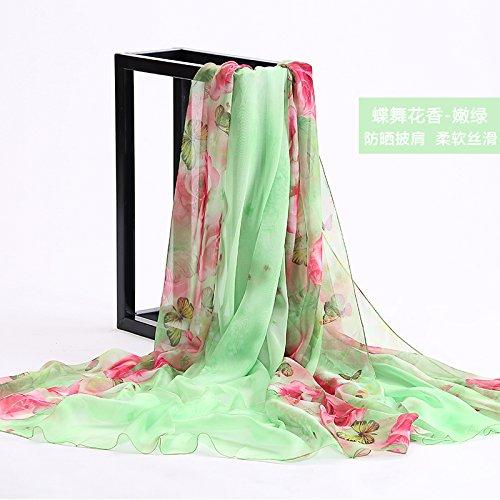 Autunno Inverno Womens Fashion eleganza Super Morbida sciarpa scialle Europa Street Style(cotone/lana/filo/seta)W-829