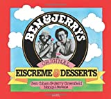 Ben & Jerry's Homemade Ice Cream & Dessert Book (0894803123) by Cohen, Ben