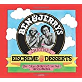 Ben & Jerry's Homemade Ice Cream & Dessert Book ~ Jerry Greenfield