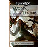 Word of Traitors: Legacy of Dhakaan, Book 2 ~ Don Bassingthwaite