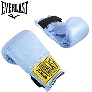 Everlast Ladies Boston Boxing Glove Blue Sml