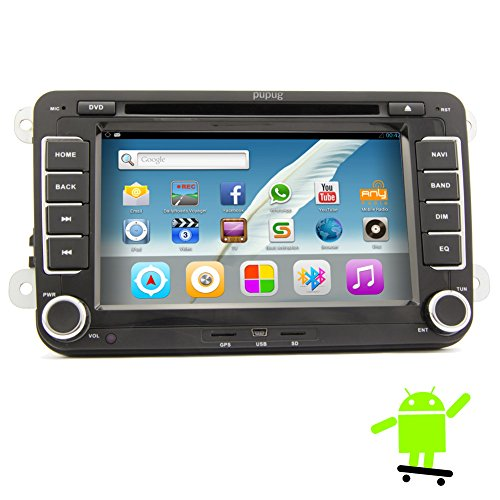 Pupug-Top-GPS-Navi-7-Zoll-Android-422-Car-PC-DVD-Player-Video-Stereo-fr-VW-Volkswagen-Passat-B6-B7-Passat-CC-TNetta-Polo-Golf-Caddy-Tiguan-Turan-Skoda-Seat-Scirocco-T6-Transporter-EOS-Bora-Amark-2005-
