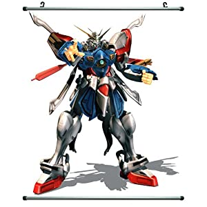 Gundam G 22x27 Anime ArtPrint Scroll Poster 02C