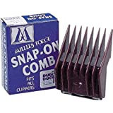 Millers Forge Original Snap-On Clipper Comb, Size-1, 5/8-Inch Cut