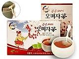 韓国五味子茶 (オミジャ100%) ティーバッグ 1g×24ティーバッグ