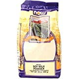 NOW Foods Soy Milk Powder,  24 Ounce Bags (Pack of 4) ~ Now Foods