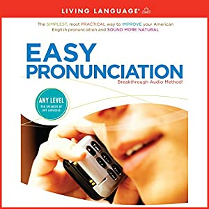 Easy Pronunciation Audiobook