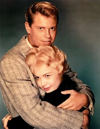Troy Donahue Sandra Dee 8x10 Photo #P4363 at Amazon's Entertainment Collectibles Store