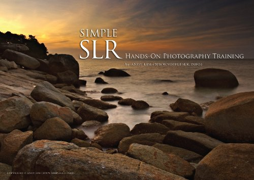 Simple SLR Hands-On Photography Guide