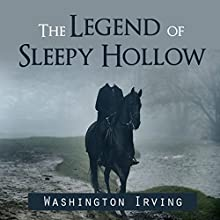 The Legend of Sleepy Hollow Audiobook by Washington Irving Narrated by Dave Clark