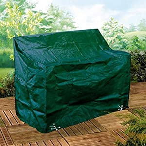Gardman quality 12m 2 seater garden bench cover new for Amazon gardman furniture covers