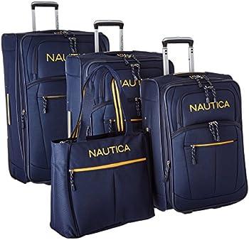 Nautica Helmsman 4-Pc.Luggage Set