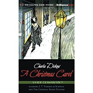 Charles Dickens' A Christmas Carol: A Radio Dramatization | [Charles Dickens, Jerry Robbins (dramatization)]