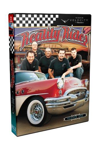 DVD : Reality Rides: Season 1 (Dolby, Widescreen, 2PC)