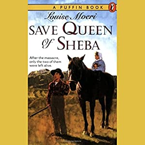 Save Queen of Sheba Audiobook