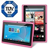 "Chromo Inc 7"" Tablet Google Android 4.4 with Touchscreen"