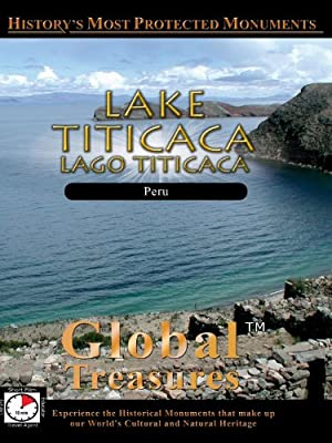 Global Treasures LAKE TITICACA Lago Titicaca Peru
