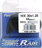 Panaracer(パナレーサー) RacingTube R'AIR [H/E 20x1.00~1.25] 仏式バルブ(32mm) TH20-125F-RA