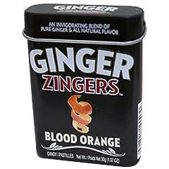 ジンジャージンガー ブラッドオレンジ 30g×6個