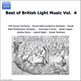 The Best of British Light Music Vol. 4 Various Composers
