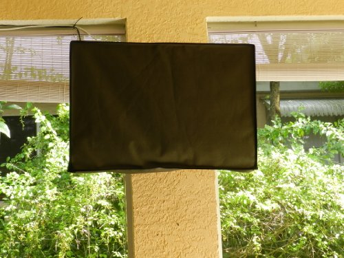 "Outdoor Waterproof Tv Cover 42"" Full Swing Arm Olive"